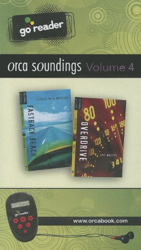 Orca Soundings GoReader Vol 4: (Fastback Beach, Overdrive)