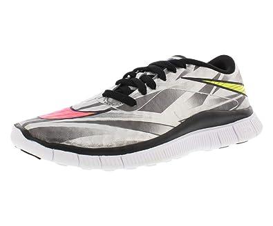 new products 71310 f871a Nike Free Herren (GS), Fußballschuhe Unisex Kinder, Herren, Chrome Volt  Hyper