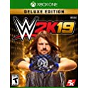 WWE 2K19 Deluxe Edition Deluxe Edition for Xbox One