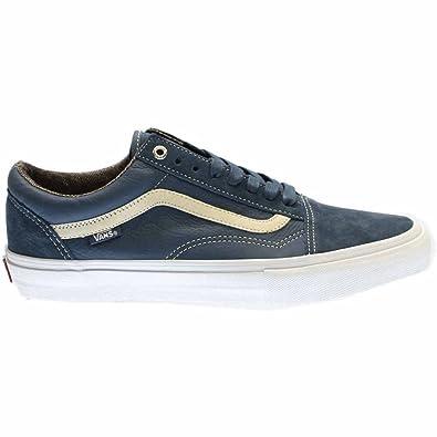 Amazon.com  Vans Old Skool Pro Shoes UK 7 Dull Navy  Shoes 474ac4a0a