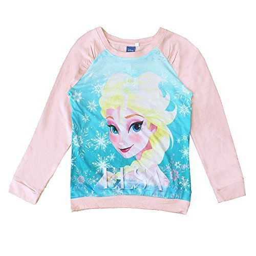 Ragazze Disney Frozen Regina Elsa Felpa BC International