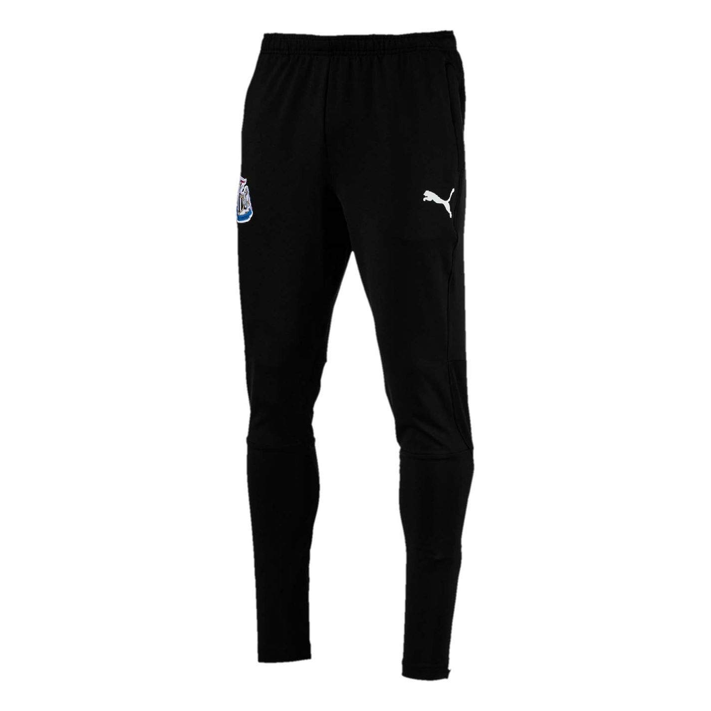 Official Brand Puma Newcastle United Trainingshose 2018, 19 Herren, Schwarz