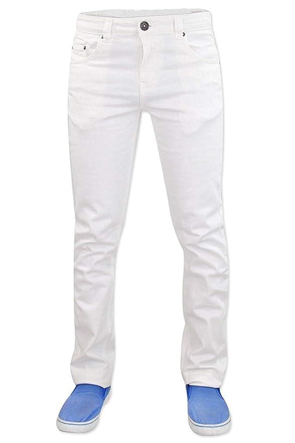 Pantalones vaqueros True Face ajustados y elásticos de ...