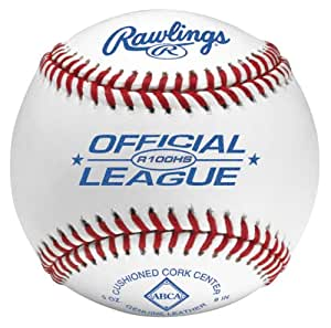 Rawlings ABCA Stamped Official League Baseball (One Dozen)