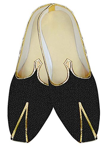 Inmonarch Mens Chaussures De Mariage Gris Foncé Mj10171 Dark-grey