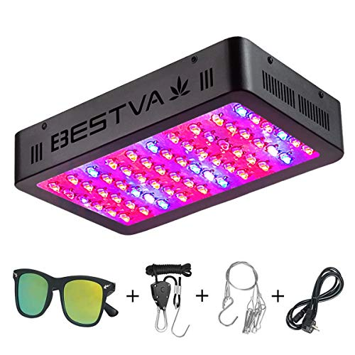 600W Led Grow Light Lumens