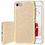 MILPROX Glitter case for iPhone 8 iPhone 7 4.7