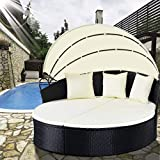 Best Outdoor Daybeds - TANGKULA Patio Furniture Outdoor Lawn Backyard Poolside Garden Review