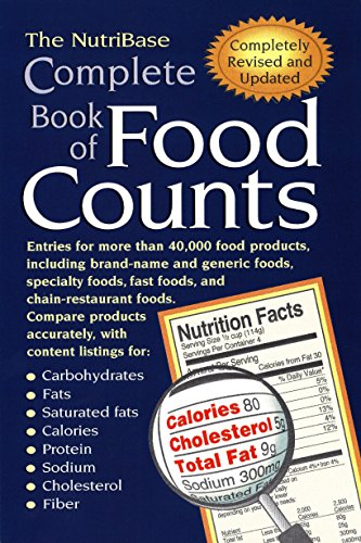 The NutriBase Complete Book of Food Counts (11 Best High Fiber Foods For Weight Loss)