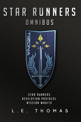 Book: Star Runners - Omnibus by L.E. Thomas
