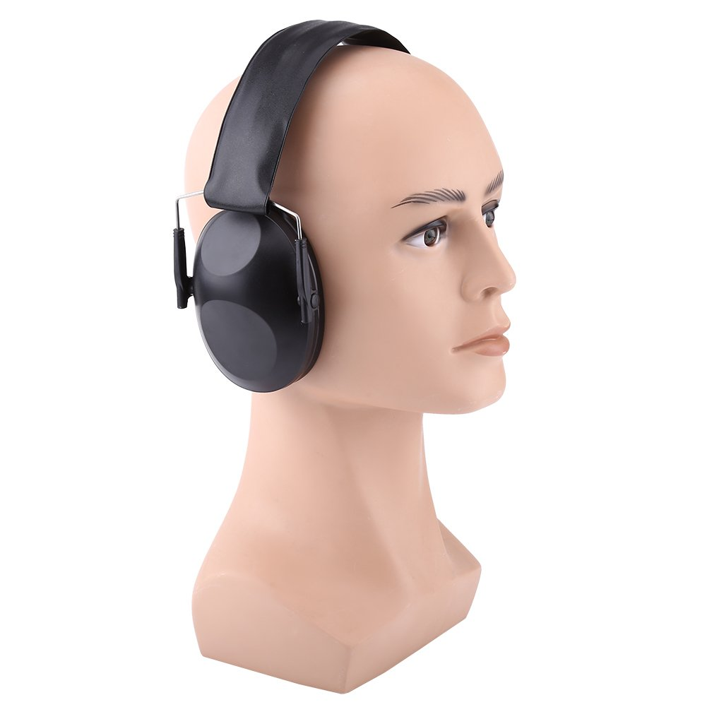 Noise Reduction Acoustic Earmuffs Hearing Protection Ear Defenders for Shooting Shooters,Work,Gun Range Or Race Track Hearing Protection
