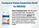 Dr. Whitaker's Vision Essentials Gold - Eye