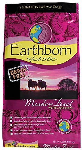 Earthborn Holistic Meadow Feast, 28 Pound Bag