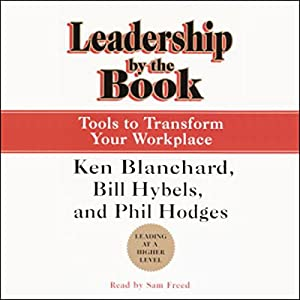 Leadership by the Book Hörbuch