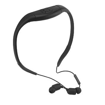 Andoer® SSA Auriculares Bluetooth de Deportes Inalámbrico Impermeable para Celular PC Natación Patinaje Negro: Amazon.es: Electrónica