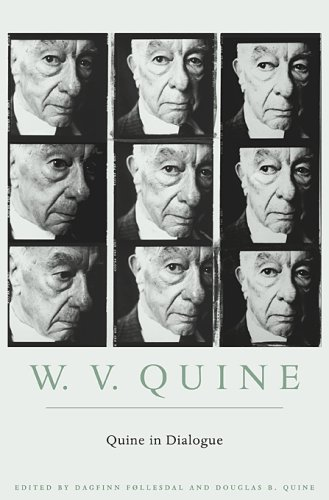 Quine in Dialogue by Harvard University Press
