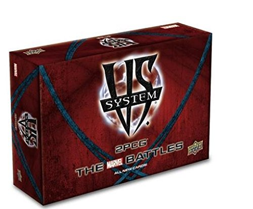 VS System 2PCG The Marvel Battles Card Game