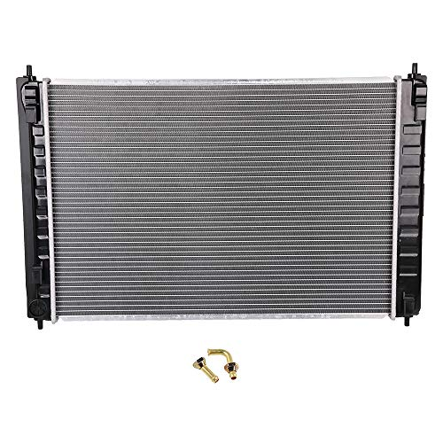 SCITOO Radiator Compatible with 2008-2014 Nissan Murano 2011-2016 Nissan Quest CU13039