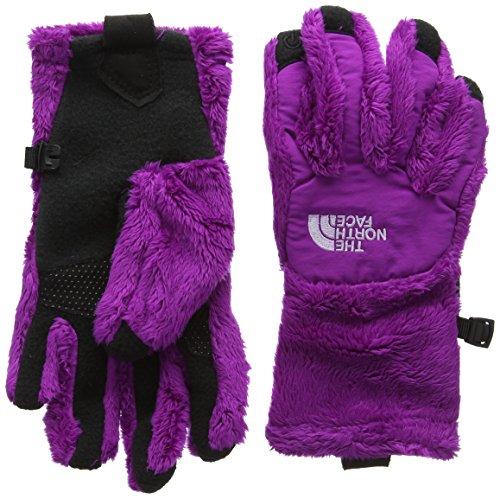 THE NORTH FACE Mädchen Handschuhe Denali Thermal Etip, Magic Magenta, S, T0C067G07