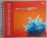 img - for HMH Science Dimensions: Chemistry- Module J, Teacher Edition book / textbook / text book