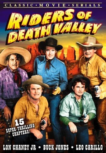 DVD : Charles Bickford - Riders Of Death Valley: Serial, Chapters 1-15 (DVD)