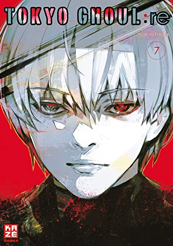 Price comparison product image Tokyo Ghoul:re 07