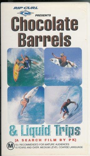 Chocolate Barrels - Rip Curl presents Chocolate Barrels & Liquid Trips - A Search Film by PK