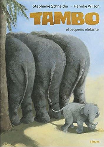 Tambo, El Pequeño Elefante (Rosa y manzana)