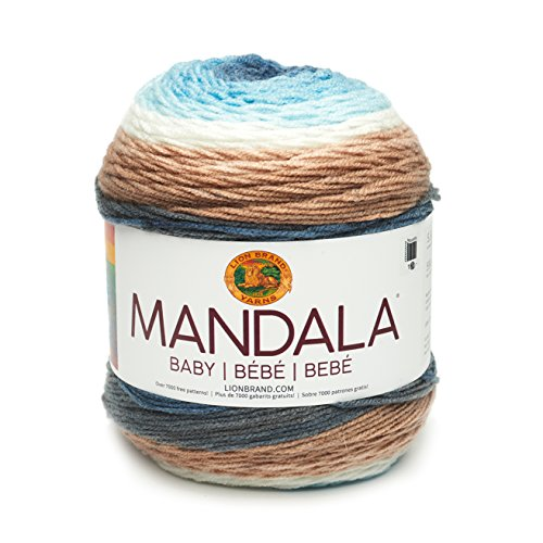 Lion Brand Mandala Baby Wishing Well - New Color