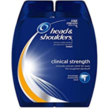 Head & Shoulders Clinical Strength Anti-Dandruff Shampoo (23.7 fl. oz., 2 pk.)