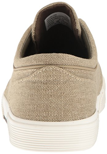 Polo Ralph Lauren Mænds Faxon Lav Sneaker Khaki WjTD6Klt
