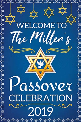 Passover Welcome Sign, Passover Celebration, Pesach, Welcome to