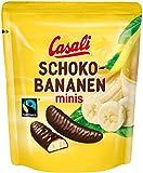 Casali chocolate bananas minis 110g