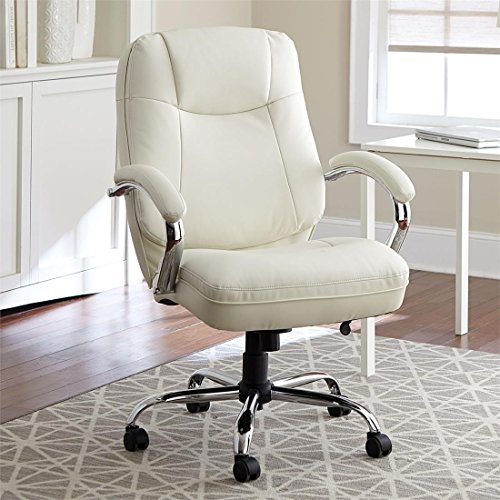 Brylanehome Extra Wide Woman S Office Chair Home And