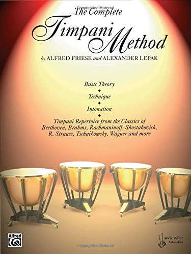 Timpani Pro (The Complete Timpani Method)