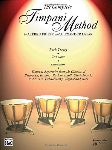 Pro Timpani (The Complete Timpani Method)