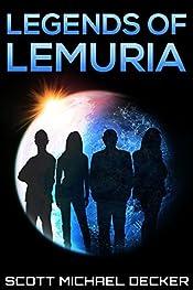 Legends of Lemuria: Atlantis Lost (Galactic Adventures Book 3)