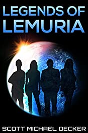 Legends of Lemuria (Galactic Adventures Book 3)