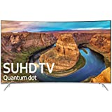 Samsung Curved 49-Inch 4K Smart LED TV UN49KS8500FXZA (2016)