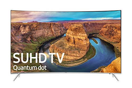 Samsung UN65KS8500 Curved 65-Inch 4K Ultra HD Smart LED TV (2016 Model)]()