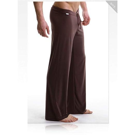 NSYJKPantaloni da yogaPantalones de Yoga para Hombre ...