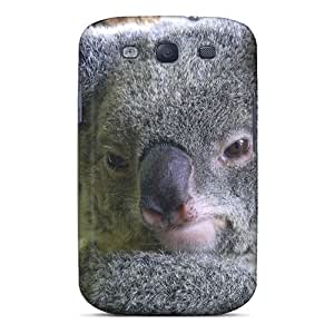 For Galaxy Case, High Quality Friendly Koala For Galaxy S3 Cover Cases