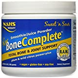 North American Herb and Spice Bonecomplete Supplement, Sweet/Sour, 6.5 Ounce