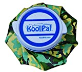 KoolPal Ice Bag for Kids - Camo - Pain Relief for