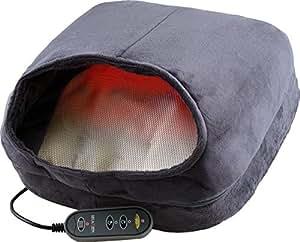 Relaxzen 60-3020 Shiatsu Foot Massager with Heat