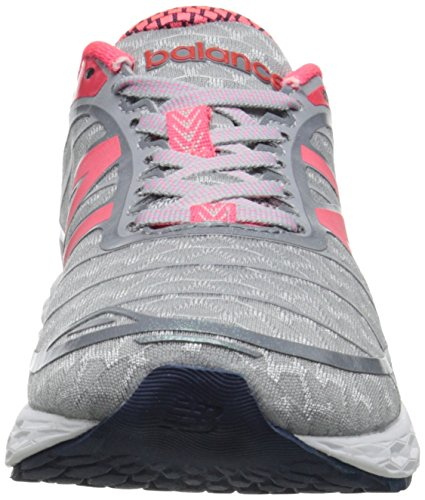 New Balance Fresh Foam Boracay - Zapatillas de running para mujer Plata - Silber (SP2 SILVER/PINK)
