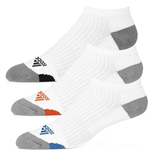 Adidas Golf Comfort Low Golf Sock 3-Pack - (7-10.5) (Taylormade Sock)