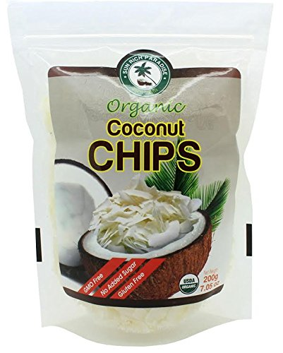 Sun Rich Organic Coconut Chips