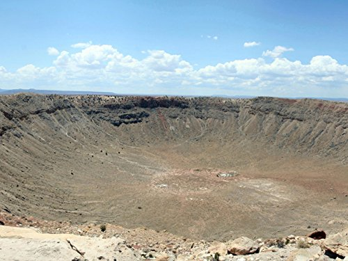 Arizona Meteor Crater-Visitors from Outer Space