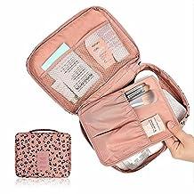 Housekeeping & Organizers, ABC Pockettrip Clear Cosmetic Makeup Bag Toiletry Travel Kit Organizer Travel BAG